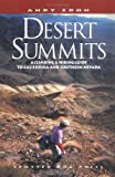 Zdon, Andy: Desert Summits: A Climbing & Hiking Guide to California and Southern Nevada