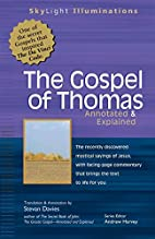 The Gospel of Thomas: Annotated & Explained…