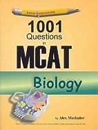 Examkrackers 1001 McAt Biology Questions…