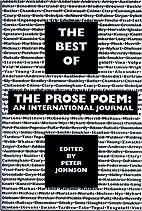 Best of The Prose Poem: An International…