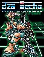 d20 Mecha: The d20 System Mecha Handbook by…