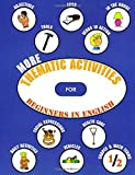 Macdonald, David: More Thematic Activities: For Beginners in English