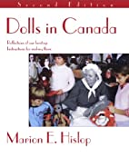 Dolls in Canada - Reflections of our…