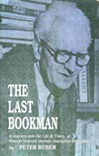 V3 The Last Bookman by Peter Ruber