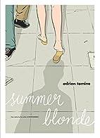 Summer Blonde by Adrian Tomine