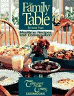 Pare, Jean: The Family Table: Mealtime Recipes and Conversation (Company's Coming)