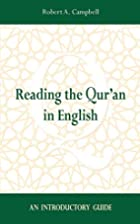 Reading the Qur'an in English: An…