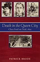 Death in the Queen City: Clara Ford on…