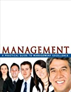Management: A Practical Guide to Management…