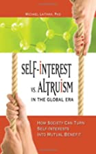 Self-Interest vs. Altruism in the Global…