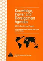 Knowledge, power and development agendas :…