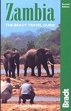Bradt Guide Zambia by Chris McIntyre