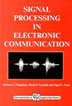 Signal processing in electronic…