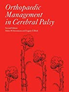 Orthopaedic Management in Cerebral Palsy by…