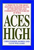 Shores, Christopher: Aces High Vol. 1 : A Tribute to the Most Notable Fighter Pilots of the British and Commonwealth Forces of WWII