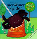 Incy-Wincy Spider (Mini Finger Puppet Book)…