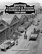 British Carriage and Wagon Builders and…