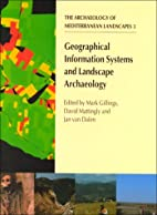 Geographical Information Systems and…