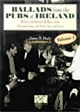James Healy: Ballads from the Pubs of Ireland (Personality Songbooks)