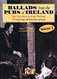 James N. Healy: Ballads from the Pubs of Ireland (Personality Songbooks)