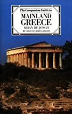 The Companion Guide to Mainland Greece by…