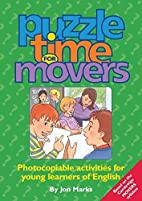 Puzzle Time for Movers : Photocopiable…