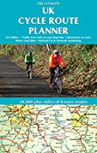 The Ultimate UK Cycle Route Planner Map:…