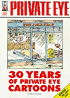 30 Years of Private Eye Cartoons by…