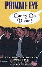 St. Albion Parish News: Carry on Vicar Bk. 5…