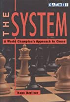The System: A World Champion's Approach to…