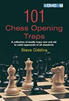 101 Chess Opening Traps (Gambit chess) by…