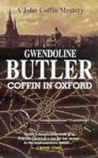 Coffin in Oxford by Gwendoline Butler