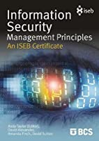 Information Security Management Principles -…