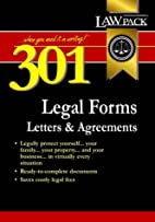 301 Legal Forms, Letters and Agreements by…