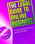 The Legal Guide to Online Business by Susan…