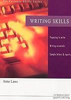 Writing Skills (Business Skills Series) by…