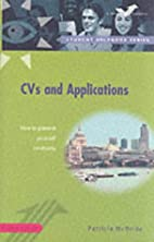 CVs and applications by Patricia McBride