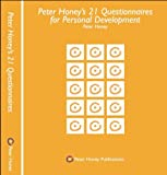 Honey, Peter: Peter Honey's 21 Questionnaries for Personal Development