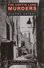 The Coffin Lane Murders by Alanna Knight