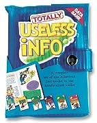 Databank: Totally Useless Info (Databank)