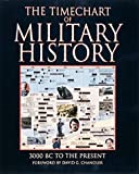 Chandler, David G.: The Timechart of Military History: 3000 B. C. to the Present
