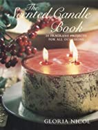 Scented Candle Book by Gloria Nicol