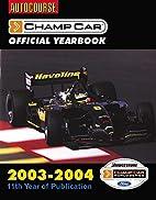 Autocourse(tm) CHAMP CAR by Jeremy Shaw