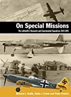 On Special Missions: The Luftwaffe's…