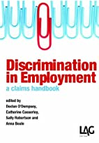 Discrimination in Employment: A Claims…