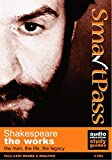 Shakespeare, William: Shakespeare, the Works (Audio Education Study Guides)