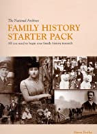 Family History Starter Pack: All You Need to…