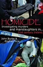 Homicide: Murder and Manslaughter in Ireland…