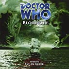 Doctor Who - Bloodtide by Jonathan Morris