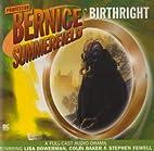 Birthright [audio drama] by Nigel Robinson
